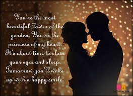 Good Love Quotes Interesting Good Night Love Quotes To Tuck Your Beau In At Night