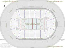 bok seating chart bok center tulsa oilers hockey in ok printable virtual