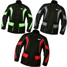 new mens armoured waterproof cordura motorbike motorcycle jackets collection