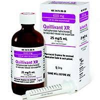 Methylphenidate Er Dosage Chart Quillivant Xr Dosage Rx Info Uses Side Effects