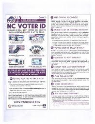 North Upholds Id Law Bladenonline com Voter Carolina Court Federal
