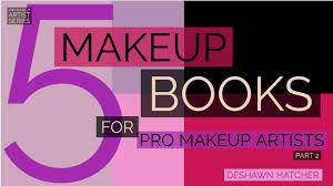 makeup beauty books for pro makeup artists part 2