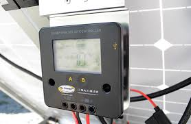 lcd display solar power