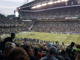 Seahawks Seating Chart Hawks Nest Breakdown Of The Centurylink Field Seating Chart Seattle