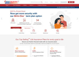 These plans ensure that the absence of an individual doesn't derail the life of his/her loved ones. Iciciprulife Com At Wi Icici Prudential Life Insurance Life Insurance Plans In India