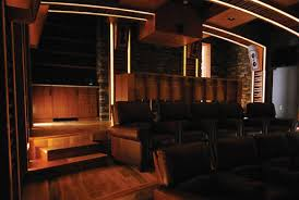 home theatre lighting design. be sure to set the lights match tone of video installation by rectech rooms toronto ont home theatre lighting design t