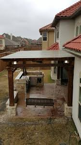 backyard grill ideas. complete arbor area with bbq grill and sitting bench awesome outdoor living even in a tiny backyard ideas n