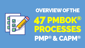 Pmp Process Chart 5th Edition Overview Of The 47 Pmbok Processes Pmp Capm Exams 5th Edition
