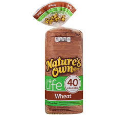nature s own life wheat bread