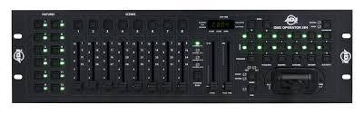 adj american dj dmx operator 384 lighting controller