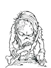 minecraft zombie pigman coloring pages zombie coloring page beautiful free printable zombie coloring pages zombies for kids page mutant zombie