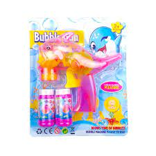 Đồ chơi cá heo thổi bong bóng đáng yêu cho bé