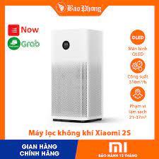 Máy Lọc Không Khí Thông Minh Xiaomi Mi Air Purifier 2S-006048 - Hàng Chính  Hãng tại Hà Nội