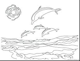 Dolphin Coloring Pages Printable Free Dolphin Coloring Pages Dolphin