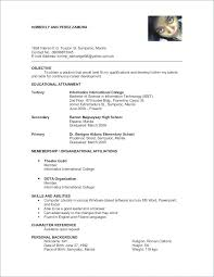 Resume Reference Template How To Format References On A Resume Resume References Template