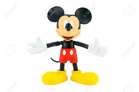 Bangkok,Thailand - January 5, 2015: Mickey Mouse Action Figure.. Stock  Photo, Picture And Royalty Free Image. Image 38458053.
