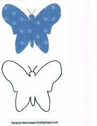 Butterfly Pattern free basic shapes | Appliques and Templates (and ... & free applique patterns to print - Bing Images Adamdwight.com