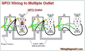 image result for wiring for gfci outlet in series gettin' stuff outlet wiring instructions image result for wiring for gfci outlet in series