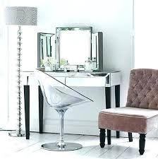 vanity table set with mirror vanity table chairs stylish mirrored vanity table set with mirror vanity