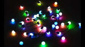 Polygroup Illuminations Garland Led Lights Rgb Christmas Lights Bulbs Color Changing