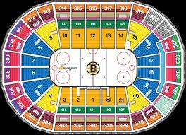 Td Garden Boston Ma Seating Chart View