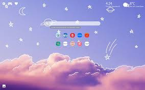 I graduated in advertising and in graphic. Cute Kawaii Aesthetic Wallpaper New Tab