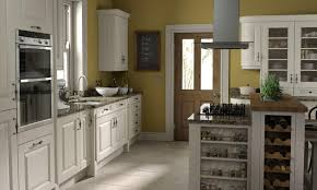 Second Nature Kitchen Doors Coleridge Classic Alabaster Kitchen