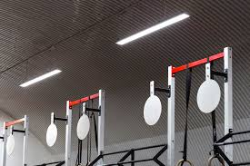 Best Gym Lighting Led Lighting For Gyms Fitness Clubs Sports Centres Health