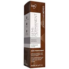 Ion Brilliance Hair Color Chart Ion Semi Permanent Hair Color 3oz Mocha Brown