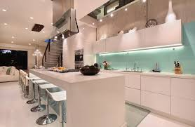 Image Painted Glass View In Gallery Homedit Cool Ways To Update Kitchen With Glass Backsplash