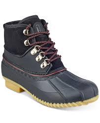 rinah rain boots created for macy s tommy hilfiger black 4963864 pbhtpig