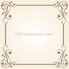 Free Downloadable Wedding Invitation Templates Beauteous Wedding Borders And Frames Free Download Demireagdiffusion