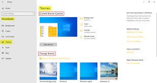 change theme lock screen wallpaper
