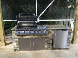 Outdoor Summer Kitchen Pool And Patio Design Inc Outdoor Kitchen Gallery Pompano Beach Fl