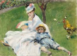 impressionists at argenteuil