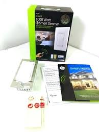 ge z wave dimmer not working switch home ideas decor 1 watt smart for incandescent bulbs