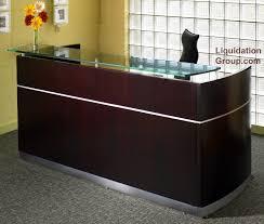 napoli reception desk texton receptionist desk