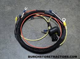ford tractor parts page 9 burch store tractors ford 9n 12v wiring harness at Universal Wiring Harness Ford Garden Tractor