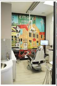 Murals for dental offices are a great way to make a big impact with your  wall art! Designs for kids and adults or use your own images.