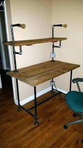 industrial pipe furniture. Industrial Pipe Table Legs Black Iron Desk Best Ideas On . Furniture