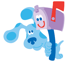 mailbox blues clues plush. Blue\u0027s Clues Blue And Mailbox (Postbox).png Blues Plush T