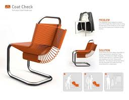 Coat Rack Chair Extraordinary Clothes Hanger Chair