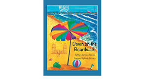 Amazon.com: Down on the Boardwalk eBook: Sampson-Reeves, Myra, Thomson,  Emily: Kindle Store