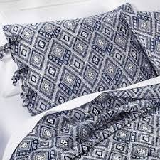 navy and white quilt. Plain White La Foto Se Est Cargando MudhutMaroqNavyWhiteQuiltSetFullQueen In Navy And White Quilt D