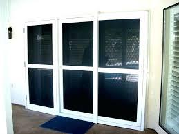pet door sliding glass storm doors with pet door sliding glass door with dog door built