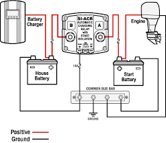 wiring diagram for trailer brake controller dual battery boat new Marine Dual Battery Wiring Diagram at Boat Wiring Diagram House Battery