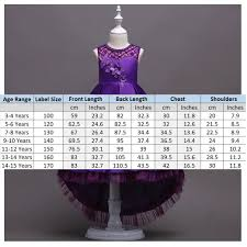 4 Year Girl Dress Size Chart Lilchamps Frocks For Girls