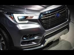 subaru 7 passenger 2018.  passenger 2018 subaru ascent concept is 7 seater suv from subaru for subaru passenger t