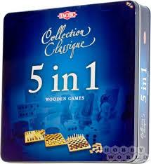 <b>Подарочный набор 5</b> в 1 | Игры оптом, издательство Hobby World