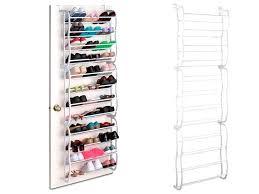 over door shoe storage hanger over the door hanging shelf shoe rack closet door shoe hanger